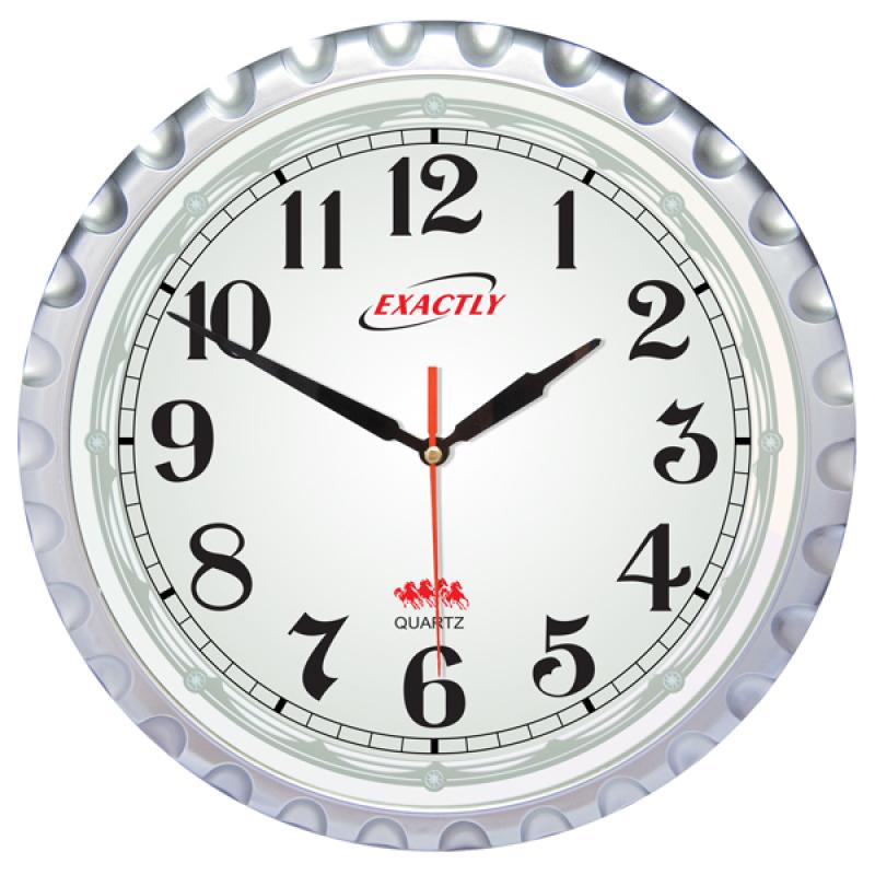Nơi bán Đồng hồ treo tường EXACTLY U90 (Trắng)