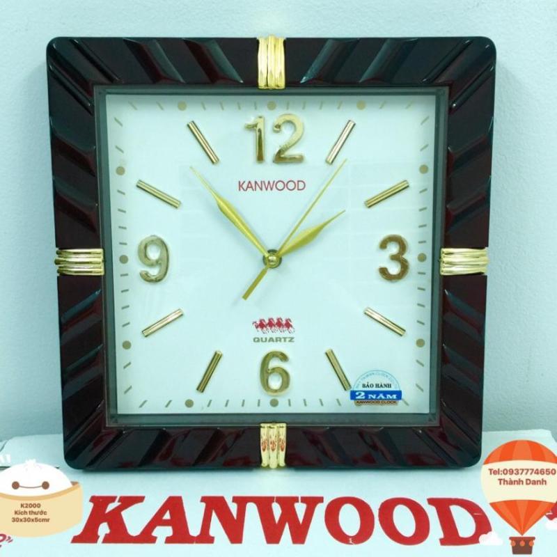 Nơi bán Đồng hồ treo tường Kanwood k2000