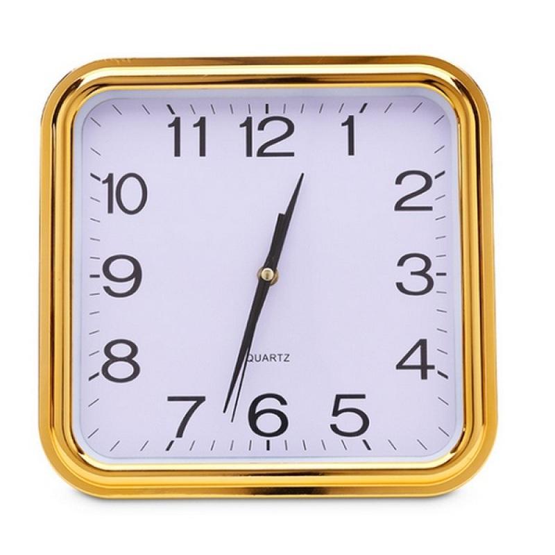 Nơi bán Đồng hồ treo tường kim trôi CS364 (Vàng đồng)