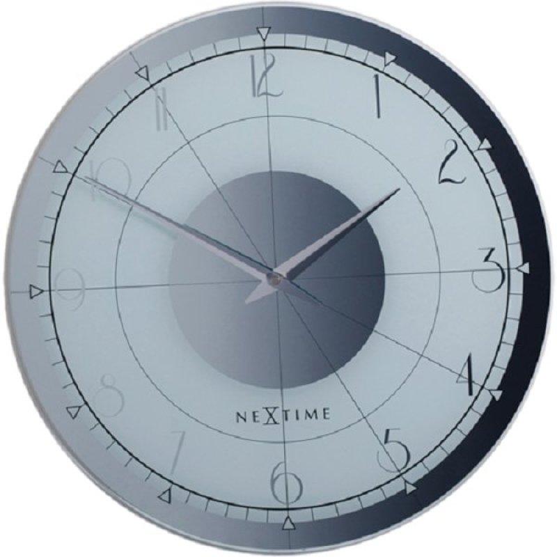 Nơi bán Đồng hồ treo tường NeXtime 8125 Fancy Round 43cm (Trắng)