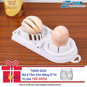 Dụng Cụ Cắt Lát Trứng US04469 + Tặng Bộ 6 Tấm Che Nắng Ô Tô