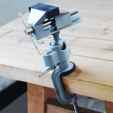 Ê tô mini kẹp bàn 360 độ JS8301