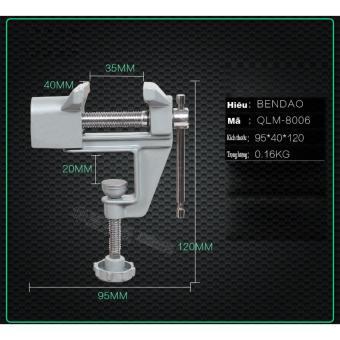 Ê tô mini kẹp bàn cực kì tiện lợi, chính xác BenDao Tools - 8503155 , OE680HLAA3K6M5VNAMZ-6299255 , 224_OE680HLAA3K6M5VNAMZ-6299255 , 130000 , E-to-mini-kep-ban-cuc-ki-tien-loi-chinh-xac-BenDao-Tools-224_OE680HLAA3K6M5VNAMZ-6299255 , lazada.vn , Ê tô mini kẹp bàn cực kì tiện lợi, chính xác BenDao Tools