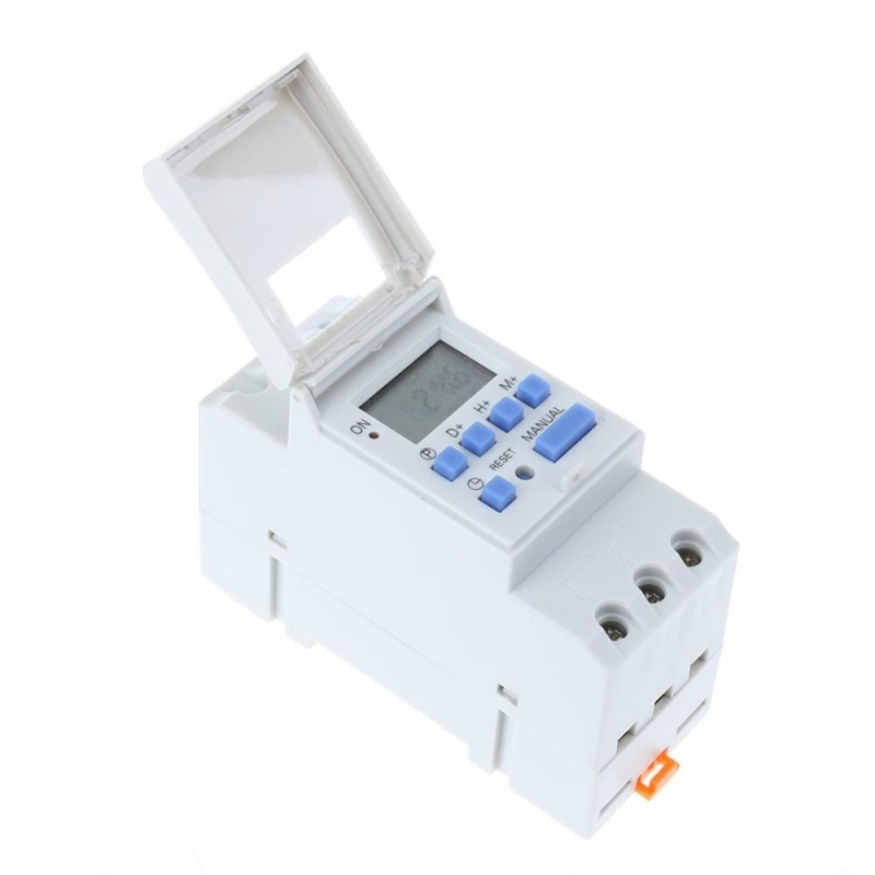 Bảng giá Electronic Switch Weekly Programmable Digital Switch Relay Timer Controller(White)-12V - intl