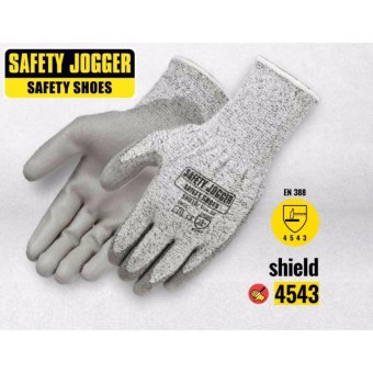 Găng tay chống cắt cao cấp Safety Jogger Shield 4543