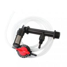 Garden Irrigation Device Venturi Fertilizer Injector Switch Water Tube Kit - intl