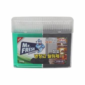 Gel khử khuẩn tủ lạnh than hoạt tính Mr Fresh 300g cao cấpHanghot365
