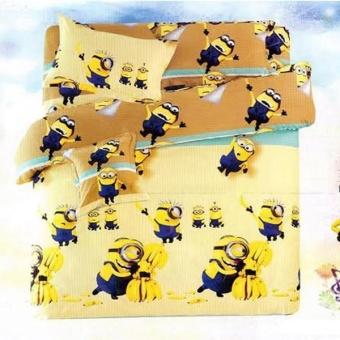 Ggmn1751y - Bộ Ga GiườNg Cotton Minion Màu Vàng 1m6 X 2m Ttshop - 8504606 , OE680HLAA3TGP5VNAMZ-6824099 , 224_OE680HLAA3TGP5VNAMZ-6824099 , 167000 , Ggmn1751y-Bo-Ga-GiuoNg-Cotton-Minion-Mau-Vang-1m6-X-2m-Ttshop-224_OE680HLAA3TGP5VNAMZ-6824099 , lazada.vn , Ggmn1751y - Bộ Ga GiườNg Cotton Minion Màu Vàng 1m6 X 2m Tt