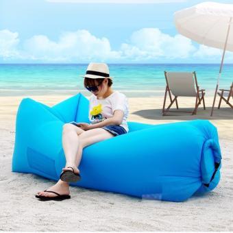 Ghế lười khí, sofa khí chống nước, mềm mại, dễ vận chuyển, để phòng khách, mang đi biển - POPO Sports