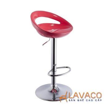 Ghế quầy bar nhựa cao cấp Lavaco