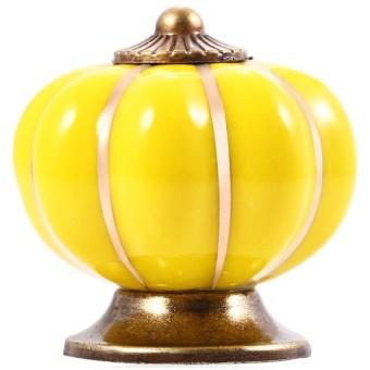 HappyLife Country Style Ceramic Pumpkin Shape Drawer Cabinet Wardrobe Handleknob With Screw - intl - 8533474 , OE680HLAA7AW8HVNAMZ-13495017 , 224_OE680HLAA7AW8HVNAMZ-13495017 , 366000 , HappyLife-Country-Style-Ceramic-Pumpkin-Shape-Drawer-Cabinet-Wardrobe-Handleknob-With-Screw-intl-224_OE680HLAA7AW8HVNAMZ-13495017 , lazada.vn , HappyLife Country Sty