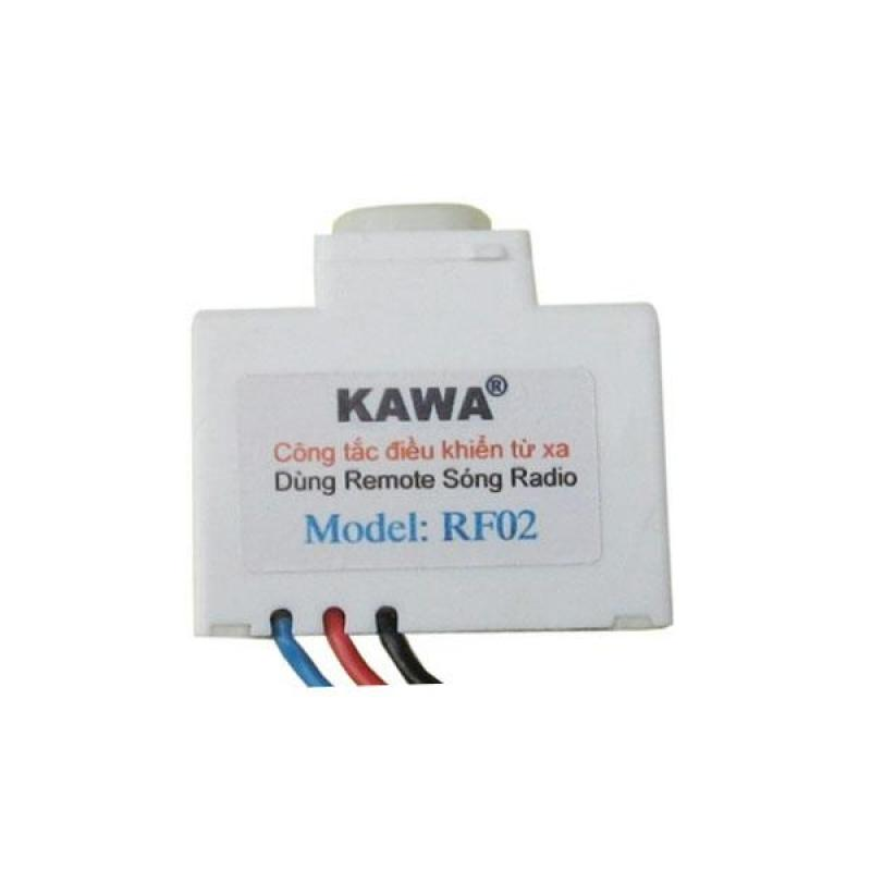 Bảng giá Hạt công tắc điều khiển từ xa sóng radio Kawa Kw-RF02