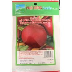 Hạt giống Củ dền Crimson Globe - 5g