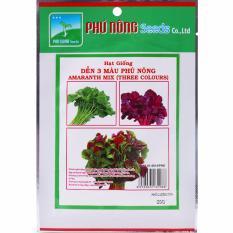Hạt giống dền 3 màu PN - 20g