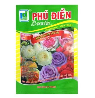 Hạt giống Hồng leo Pháp mix (PD.28)