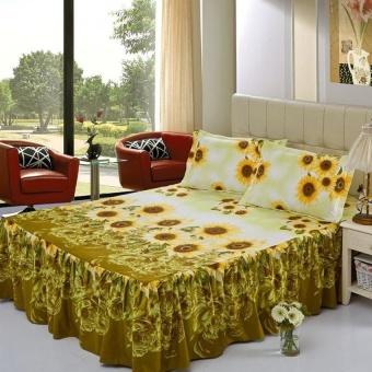 HKS Soft Cotton Bed Skirt Bedsheet Bedclothes-31# Sunflower - intl - 8526490 , OE680HLAA6ZF15VNAMZ-12815971 , 224_OE680HLAA6ZF15VNAMZ-12815971 , 887000 , HKS-Soft-Cotton-Bed-Skirt-Bedsheet-Bedclothes-31-Sunflower-intl-224_OE680HLAA6ZF15VNAMZ-12815971 , lazada.vn , HKS Soft Cotton Bed Skirt Bedsheet Bedclothes-31# Sunf