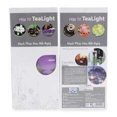 Giá Niêm Yết Hộp 10 nến thơm hương oải hương Miss Candle FtraMart FTM-NQM0147 (Tím)