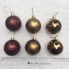 Bảng Báo Giá Hộp 6 quả châu 6cm treo cây thông trang trí giáng sinh  M&N Toys