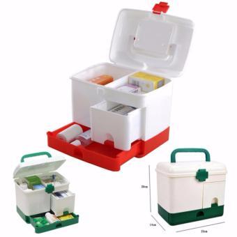 Hộp đựng thuốc gia đình đa năng/hộp đựng thuốc y tế 3 tầng (Trắng phối đỏ) - 8053889 , BE424HLAA1KQ5AVNAMZ-2576342 , 224_BE424HLAA1KQ5AVNAMZ-2576342 , 250000 , Hop-dung-thuoc-gia-dinh-da-nang-hop-dung-thuoc-y-te-3-tang-Trang-phoi-do-224_BE424HLAA1KQ5AVNAMZ-2576342 , lazada.vn , Hộp đựng thuốc gia đình đa năng/hộp đựng thuốc y