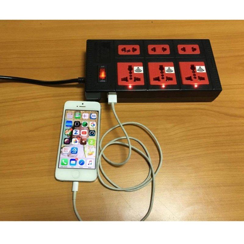 Bảng giá Mua IoT socket - ổ cắm điện thông minh