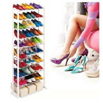 Kệ để giày dép 10 tầng đa năng
