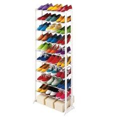 Cách mua Kệ để giày dép 10 tầng đa năng (Trắng) Bảo Long