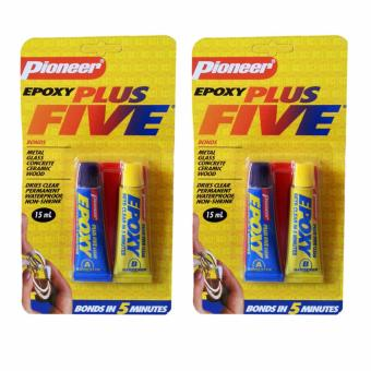 Keo Plus Five Minute Epoxy dán kim loại