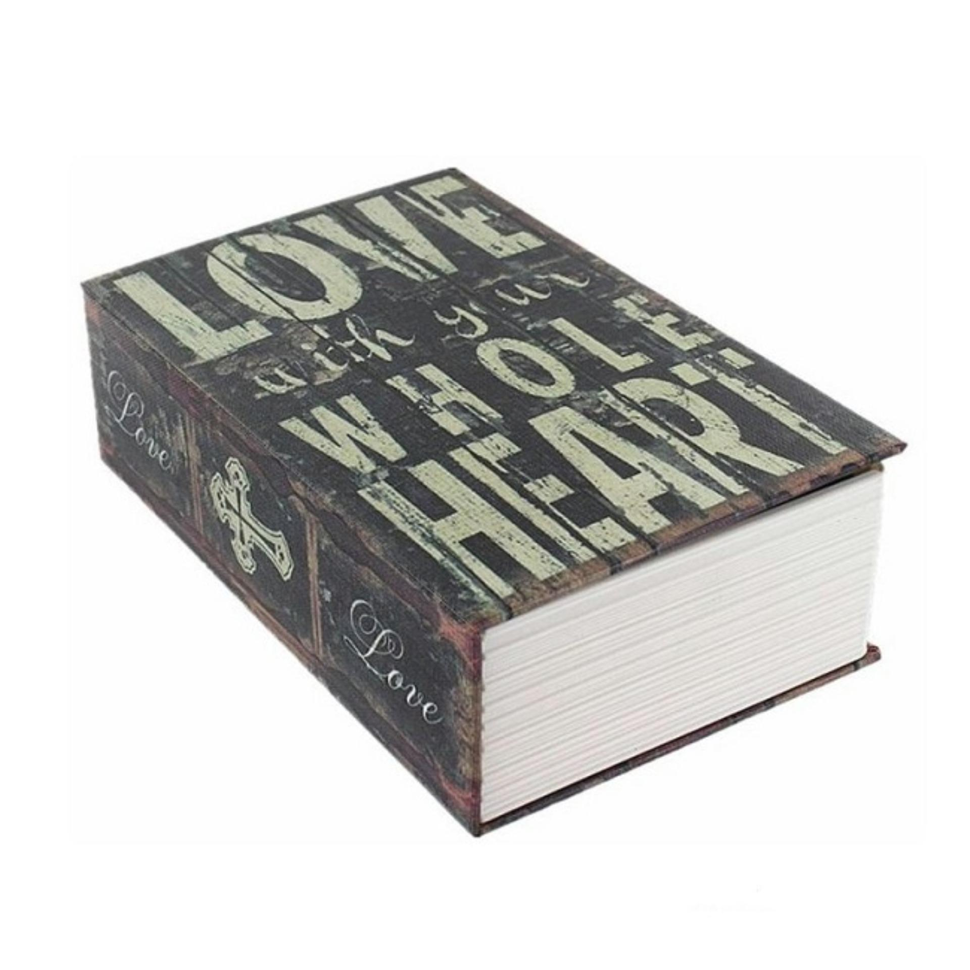 Két sắt mini chữ LOVE- Khóa số