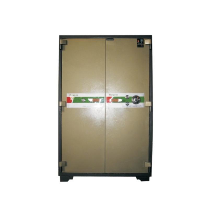 Két vuông khóa điện tử 600kg Kangaroo KV600S (Nâu)