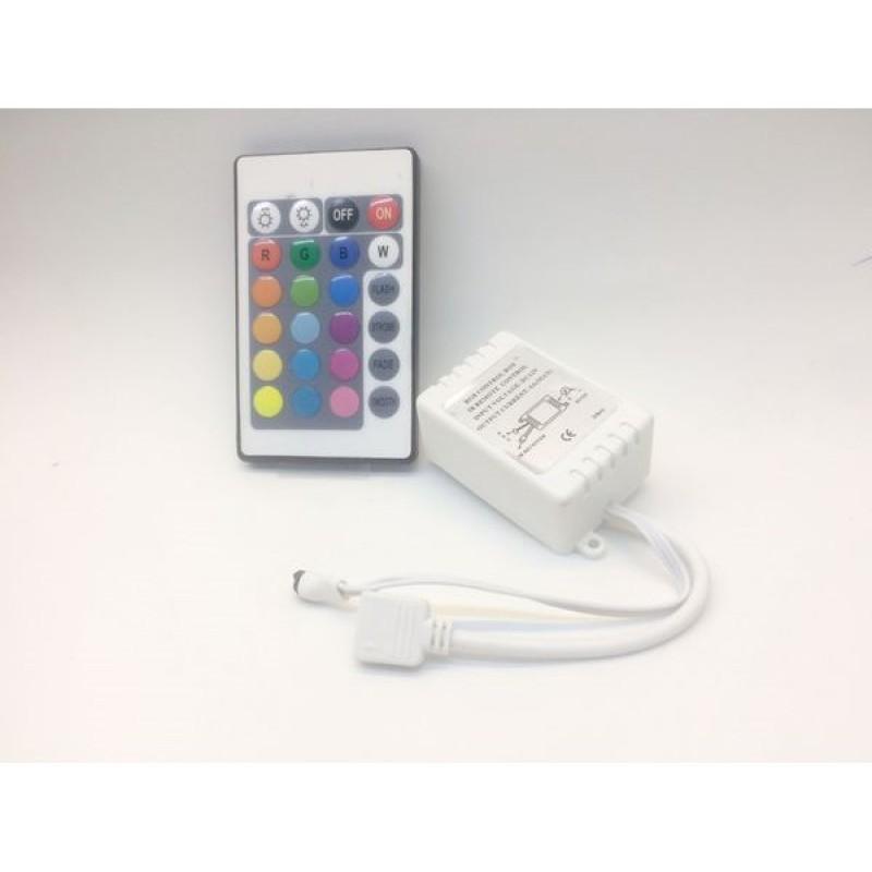Khiển RGB cho Led dây RGB