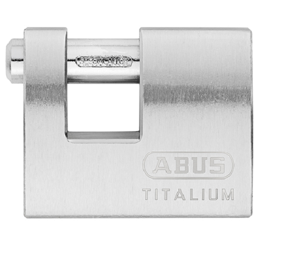 Khóa cầu ngang Titalium Abus 98 Ti/90