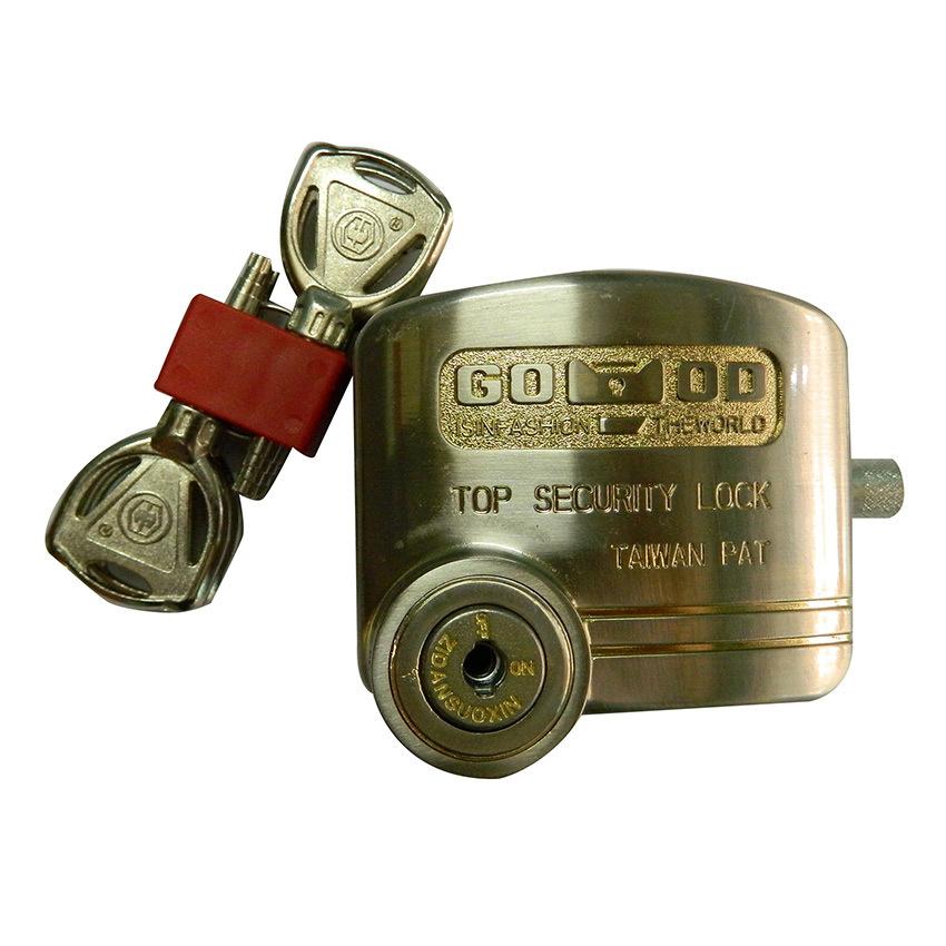 Khóa chống cắt Z-Con D5-70 (Vàng đồng)