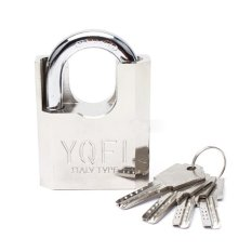 Khoá cửa chống khoan cắt The Anh Shop YOFI 60 (Bạc)
