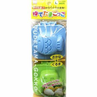 Khuôn bánh tạo hình trứng luộc Kokubo 20x7x5cm