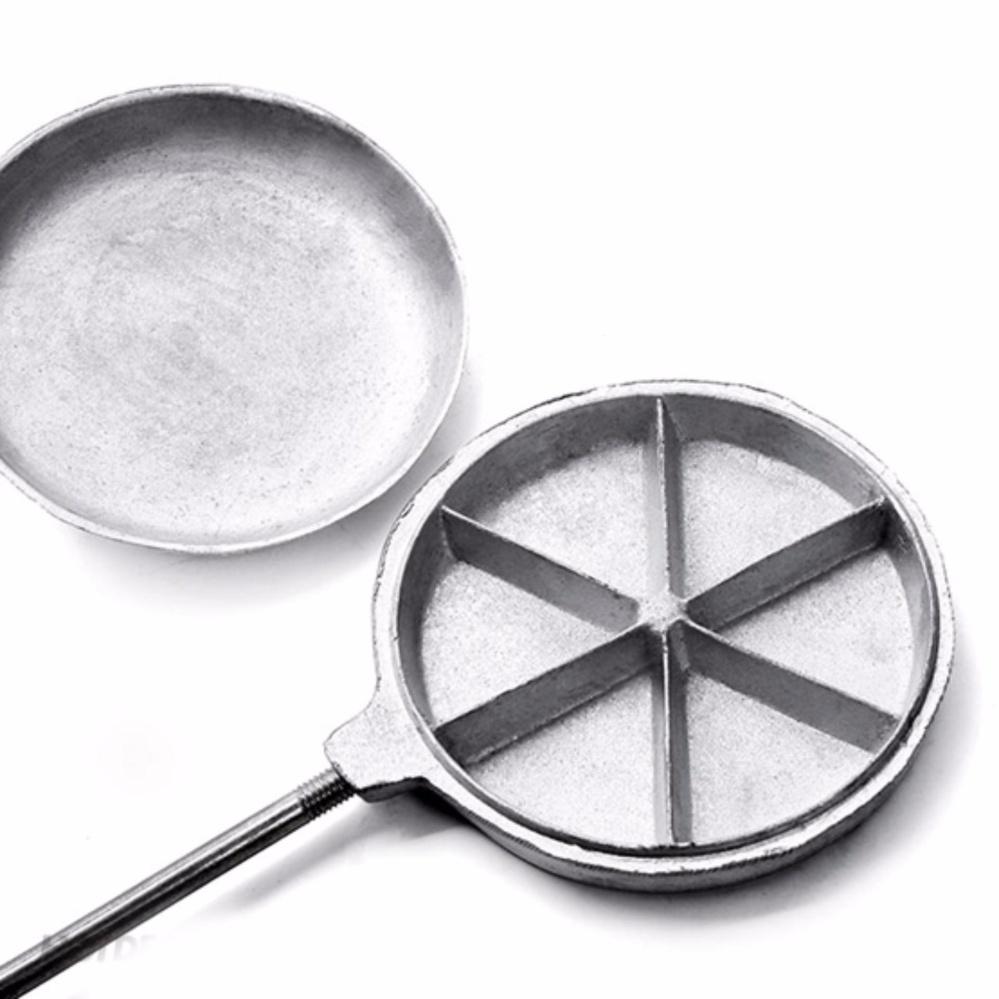 Khuôn Làm Bánh Trứng Cút Nướng Bánh Tam Giác Thơm Ngon