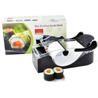 Khuôn làm Sushi chuyên dụng Perfect Roll Sushi (Đen)