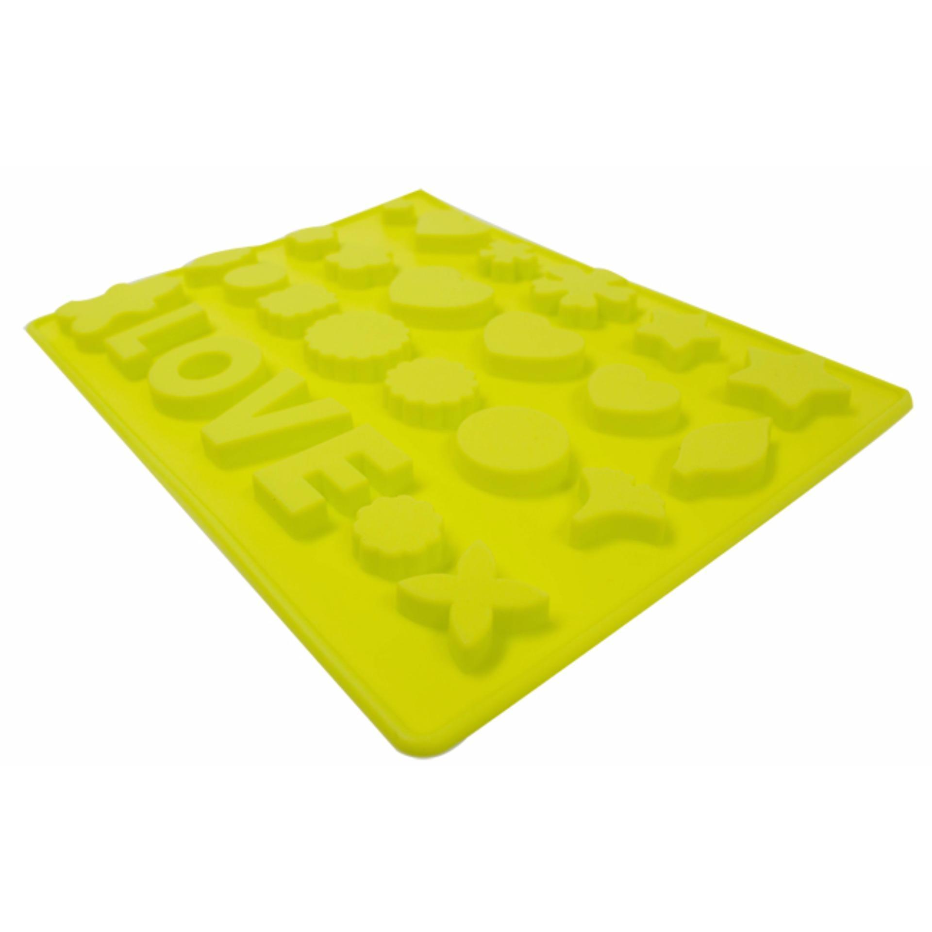 Khuông bánh SIlicon tạo hình - La Fonte - YY20399