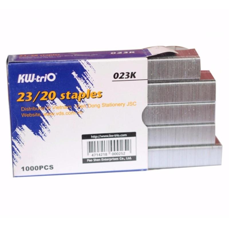Mua Kim bấm KW-TRIO 023K (hộp)
