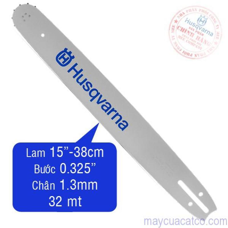 Lam bánh xe dài 15″-38cm dành cho máy cưa Husqvarna 435E