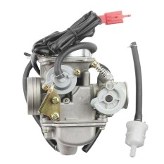 MagiDeal 24mm Carburetor Carb For Honda GY125 GY 125 125cc 4 Stroke PD24J Scooter - intl