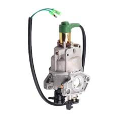 MagiDeal Carburetor Carb w/ Solenoid for Honda GX390 13HP 188 Generator Engine Motor - intl