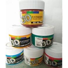 Mua Màu Acrylic 3D 100ml - AA03 (Nhiều màu) MS.1010