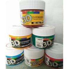 Mua Màu Acrylic 3D 100ml - AA04 MS.1024