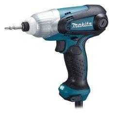 Máy bắn vít cầm tay Makita TD0101 (Xanh phối đen)
