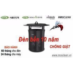 Máy bắt muỗi và diệt côn trùng UV Mosclean Hàn Quốc (Nhập khẩu độc quyền)