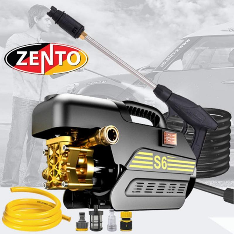 Máy bơm xịt - rửa xe áp lực cao Zento ZN-S6 (1800W)