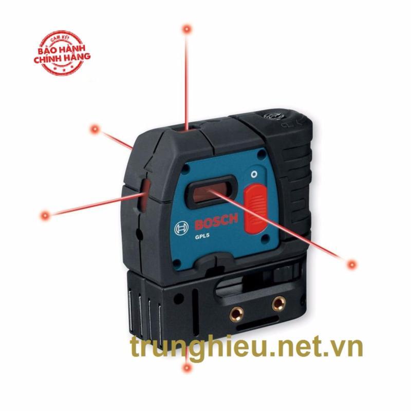 Máy cân mực laser tia Bosch GPL 5