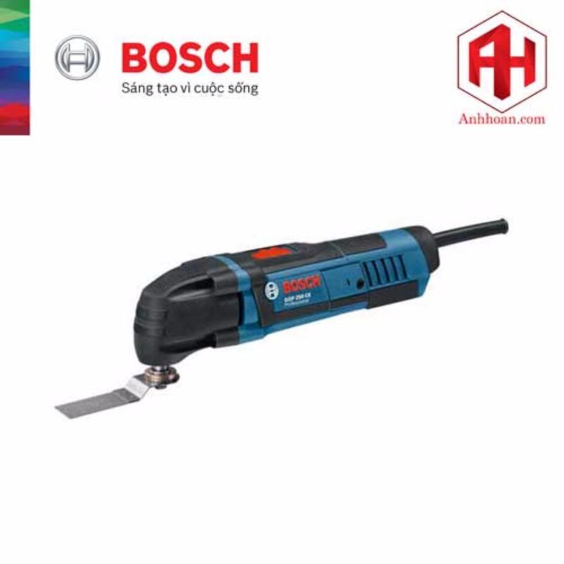 Máy cắt rung đa năng Bosch GOP 250CE
