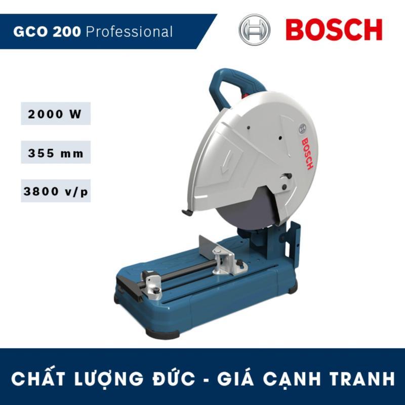 Máy cắt sắt Bosch GCO 200 Professional (2000W) - Hãng phân phối chính thức