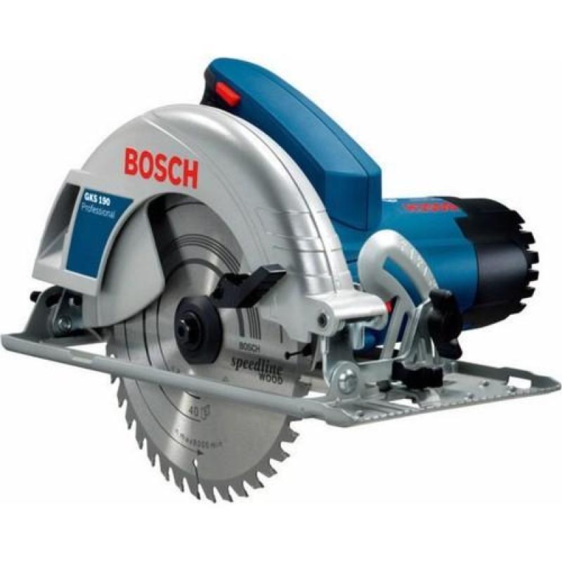 Máy Cưa Đĩa Bosch GKS 190 1050W